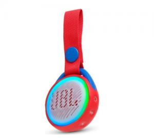 JBL JR Pop. Aδιάβροχο ηχείο Bluetooth. κόκκινο