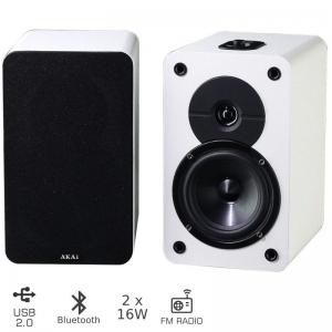 Akai ABX-T4SS Ηχεία BT 2.0 -USB-Radio – 32 W
