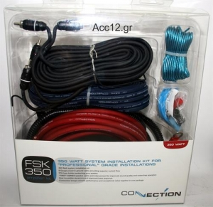 Connection FSK 350.Κιτ Καλωδίων 8 G