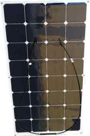 Ηλιακο ημιευκαμπτο Πανελ 100W 100w  02615-100