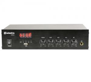 Adastra DM40 Ενισχυτής Με USB/FM Και Bluetooth® 40W.