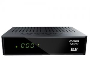 Edision Hybrid Lite Led.Επίγειος Ψηφιακός Δέκτης HD.