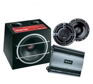 Mac Audio Xtreme 4000 set
