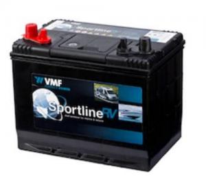 Μπαταρία Marine βαθιάς εκφόρτισης VMF Sportline 12V 105AH