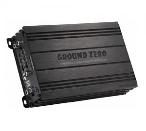 Ground Zero GZHA Mini One Μονοκάναλος Ενισχυτής Ισχύος 1 x 630Watt RMS/1Ω