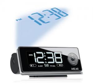 AKAI AR270P Ψηφιακό Ράδιορολόι ξυπνητήρι με προτζέκτορα