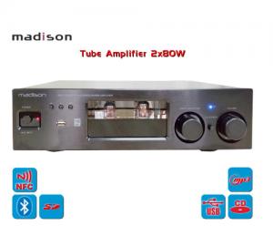 Madison MAD-TA80BT ενισχυτής με λάμπες