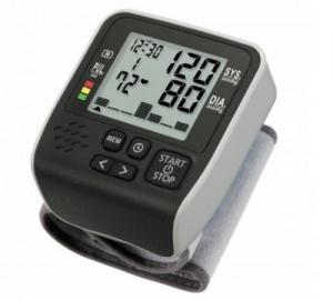Elite WBM-0454 Ψηφιακό πιεσόμετρο καρπού με μεγάλη ακρίβεια και οθόνη LCD