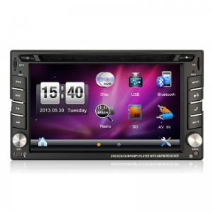 Digital IQ  IQ CR240 GPS.Οθόνη 2 DIN-CD-DVD-USB-BT-GPS