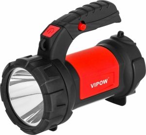 Vipow URZ0912  Προβολέας Επαναφορτιζομενος LED 3W IP20 2000mAh με Φόρτιση USB