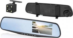 Blow F600 Blackbox DVR Καθρέπτης αυτοκινήτου με εγγραφή και κάμερα οπισθοπορείας