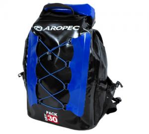 Τσάντα πλάτης 100% αδιάβροχη  30L