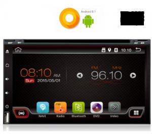 Digital IQ IQ-AN8689 GPS Multimedia Οθόνη 7'' με Android 8.1