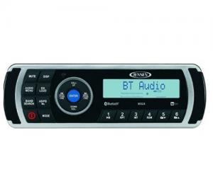 Jensen MS2A Αδιάβροχο Ράδιο/usb/bluetooth Με App control.