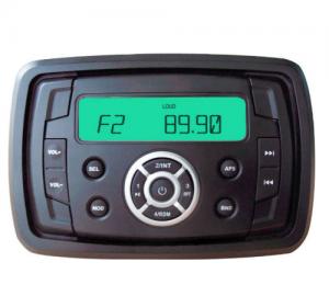 Hasda H-806 Marine Radio-USB-Bluetooth-aux 4x20w