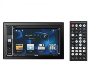 Akai CA-2DIN2217.Multimedia 2din.USB με bluetooth.