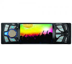 Osio ACO-6600 Ράδιο Usb Αυτοκινήτου με μεγάλη Οθόνη, Bluetooth, 2 Usb, Micro Sd, Και Aux-In