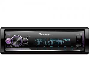 Pioneer MVH-S510BT ράδιο/usb 4x50w,3RCA,multicolor