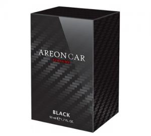 Areon Black 50ml Αρωματικό αυτοκινήτου