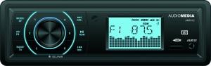 Audio Media AMR-212 4X40w Ράδιο/Usb