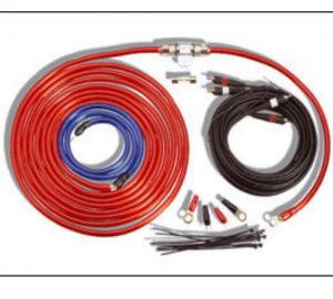 Climax 7GA-0000 Kit Καλωδίων με RCA για ενισχυτή 12 ΜΜ