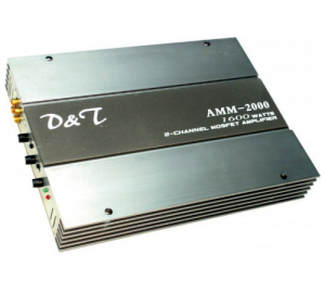 OEM AMM-4000.4X200W RMS. ενισχυτής αυτοκινήτου