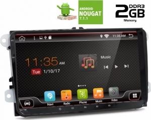 Digital IQ IQ-AN7970 GPS.Οθόνη 9''Android Εργοστασιακού Τύπου - VW-Seat-Skoda 2003-2014