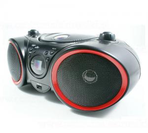 Elite BB-82 φορητό ηχοσύστημα με cd,usb,και aux in 2w
