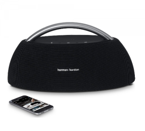 Harman Kardon Go + Play mini.Ηχείο Bluetooth μαύρο