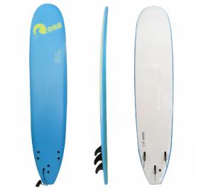 Σανίδα surf Soft-board 9ft Μπλε SCK