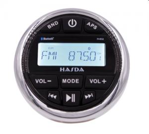 Hasda H-832 Marine Radio-USB-Bluetooth-aux 4x50w