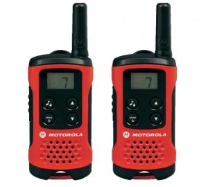 Motorola TLKR-T40 walkie Talkie