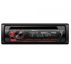 Pioneer DEH-S310BT Ράδιο/cd/usb/bluetooth, 4x50w, 2rca