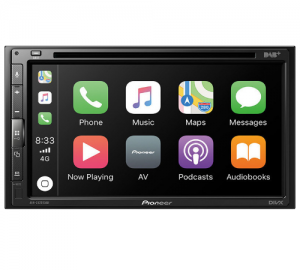 "Pioneer AVH-Z5200DAB 2-DIN Οθόνη αφής 6.8"" με Bluetooth, DAB+, AppRadio, Apple CarPlay & Spotify Link"