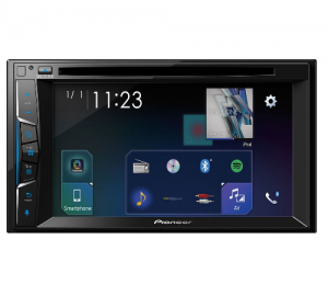 "Pioneer AVH-Z2100BT Multimedia Οθόνη αφής 6,2"" με Bluetooth, AppRadio, Apple CarPlay & Spotify Link"