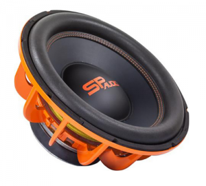 SP Audio SP15C Subwoofer 15''38cm 500Watt RMS 4Ohm.2+2Ohm.