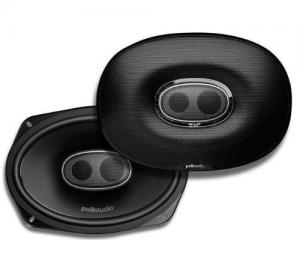 Polk Audio DXi690 Ηχεία Αυτοκινήτου.6''x9''.300w.