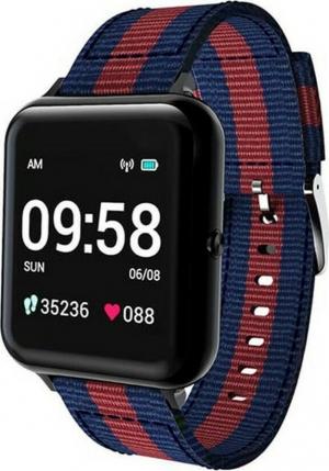 Lenovo Smartwatch S2 – Mαύρο