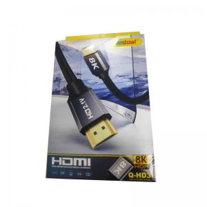 ANDOWL Q-HD03 Καλώδιο HDMI-HDMI 8K 2.1V  - 3m