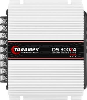 Taramps DS 300X4 PLAYER - 2 OHM Ενισχυτής Αυτοκινήτου 4 Καναλιών