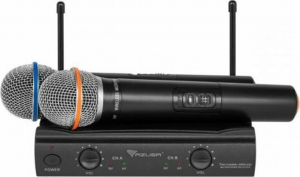 AZUSA U3000 Ασυρματο συστημα 2 μικροφωνων.UHF.
