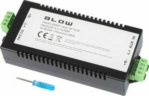 BLOW DM-30-763 Ενισχυτής ήχου αυτοκινήτου bluetooth 4x30W - 24V