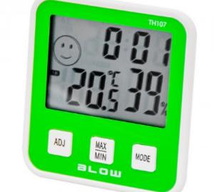 Blow TH-107 θερμόμετρο - υγρασιόμετρο