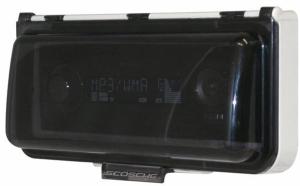 Scosche ACM3W Αδιαβροχη Θηκη Ραδιοφωνου Ασπρη
