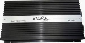 Bizzar A300.2.Ενισχυτης 2x440w. 1x880w.