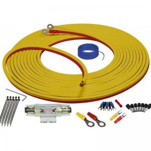 STINGER SΕΑ4243. Σετ Καλωδιο Ρευματος Διπλο 4GA MARINE Compet Kit 3m