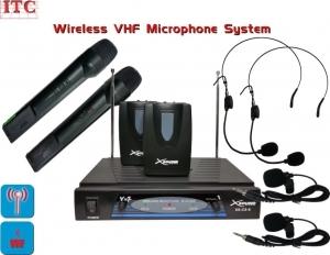 Itc XS-CS-6 ασύρματο μικρόφωνο VHF.