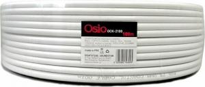 Osio OCK-2100 Ομοαξονικό καλώδιο κεραίας 100M 75Ω