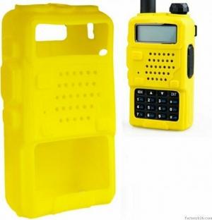 Baofeng Θήκη για UV-5R Κίτρινη