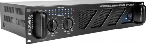 Ibiza Sound AMP2000-MKII Ενισχυτής PA 2Χ1500W